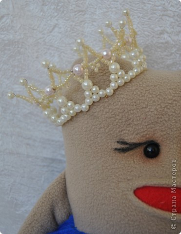 Забыла совсем про корону