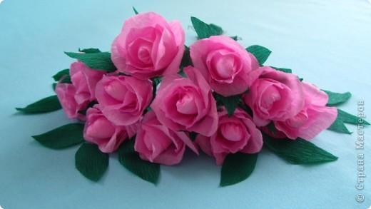 """Дракоша предложил мне """" День розовых бутонов"""" и я очень обрадовалась, ведь это любимый цветок моей мамы! фото 1"""
