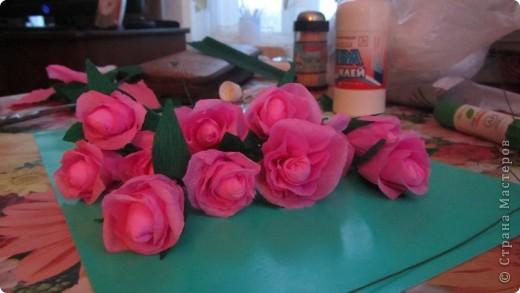 """Дракоша предложил мне """" День розовых бутонов"""" и я очень обрадовалась, ведь это любимый цветок моей мамы! фото 3"""