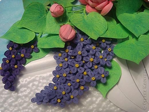 На этот раз мне выпала дата 28 мая.Я решила сделать букет сирени в сочетании с розами.А чтобы аромат сирени дошёл до каждого жителя СМ, я открыла окно.  фото 7