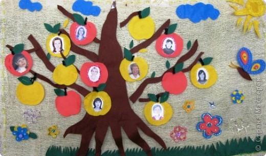 Вот такое дерево удалось вырастить детям и педагогам в преддверии 8 Марта фото 4