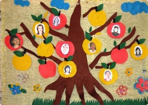 Вот такое дерево удалось вырастить детям и педагогам в преддверии 8 Марта фото 1