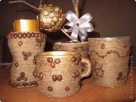 Кофейный набор фото 6