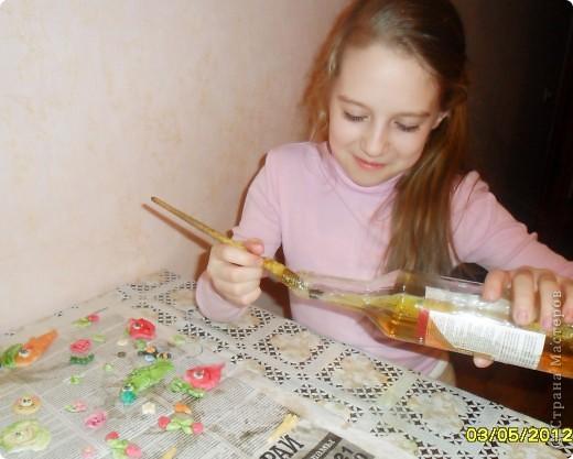 """18 мая - День грядки. Панно """"Щедрая грядка"""". фото 3"""