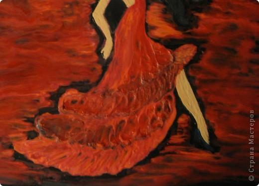 Тёмной и страстной,  Гордой цыганке  Ритмы фламенко   Дарил.   Звук кастаньеты  Эхом отдастся.  Песнь каблуками  Дробил.   Мистика танца:  Ангел нисходит,  Муза, «дуэнде»  Как шторм.   Девушка – буря,  Полубогиня,  Душу похитит  Перстом. (Лариса Луканева) фото 7
