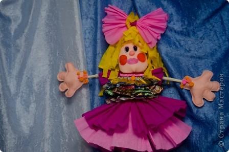 Предлагаю вашему вниманию очаровательную, веселую и гламурную девчонку Алису. Веселая и задорная Алиса украсит ваш интерьер, поднимет настроение и будет радовать всех детей.   фото 1