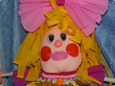 Предлагаю вашему вниманию очаровательную, веселую и гламурную девчонку Алису. Веселая и задорная Алиса украсит ваш интерьер, поднимет настроение и будет радовать всех детей.   фото 3