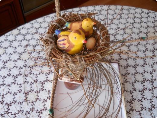 Вот такое гнездо получилось фото 10