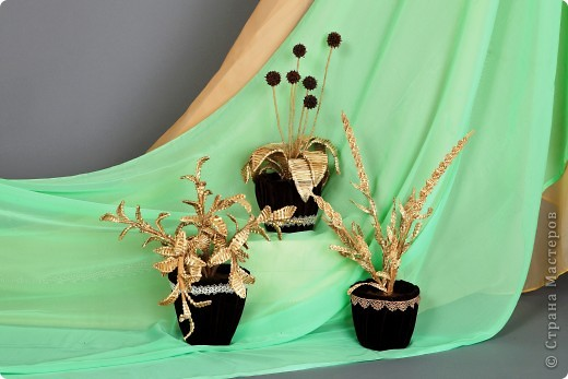 """30 июня- день святого Мануила. С Мануила начинался самый бурный за всё лето рост растительности  Все вокруг идет в рост, все вокруг цветет и наливается соком и светом Начинается буйный рост растительности, бурный рост посадок. """"Все пошло в рост""""– приговаривали крестьяне, выходя в поля и на огороды. День святого Мануила связан с расцветом природы, поэтому материал для своих рукотворных растений я тоже решила взять природный. Золотистая соломка приятный природный материал который можно посадить на садовом участке, либо собрать на полях после уборки урожая. фото 1"""