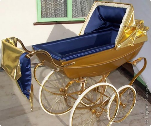 18 июня - День детской коляски. К этому празднику я подготовила вот такую корзиночку. фото 6