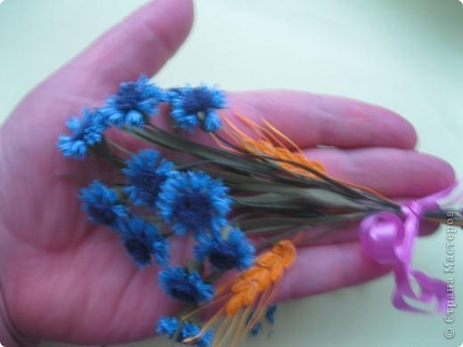 В одной из древнеримских легенд говорится, что цветок этот получил свое название в честь синеглазого юноши по имени Цианус, который был поражен его красотой, собирал эти синие цветы и плел из них гирлянды и венки.  фото 6