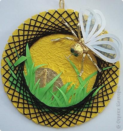"""Для конкурсного Дня насекомых мы решили сделать панно по сказке К.И.Чуковского  """"Муха-цокотуха """" фото 2."""