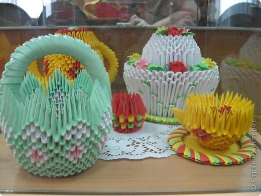 Все знают неоспоримый факт, что бумагу изобрели в Китае. По существующим мнениям и модульное оригами тоже родом из этой волшебной страны. фото 5