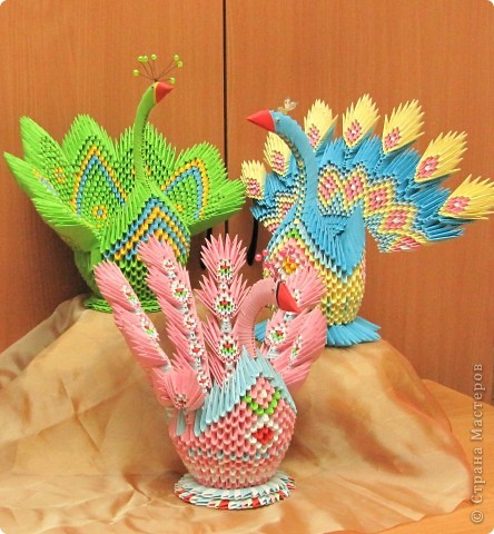 Все знают неоспоримый факт, что бумагу изобрели в Китае. По существующим мнениям и модульное оригами тоже родом из этой волшебной страны. фото 3