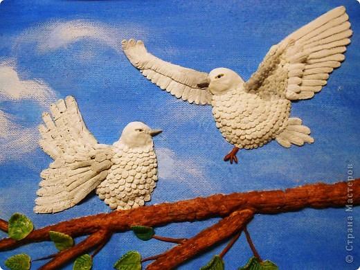 Страна мастеров птица своими руками из