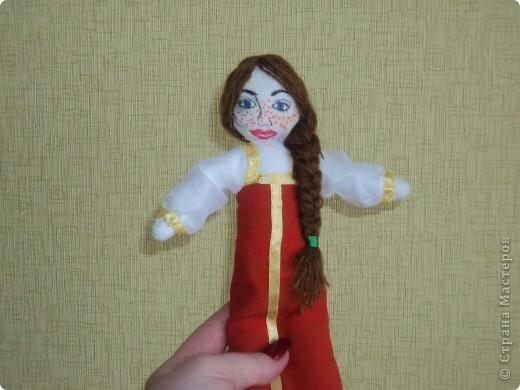 """""""Куколка - веснушка"""".   фото 5"""