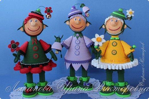 Всем здравствуйте! Мы три девчонки, три сестрички - жизни яркие цветы! На конкурс собирались, наряжались, украшались! фото 10