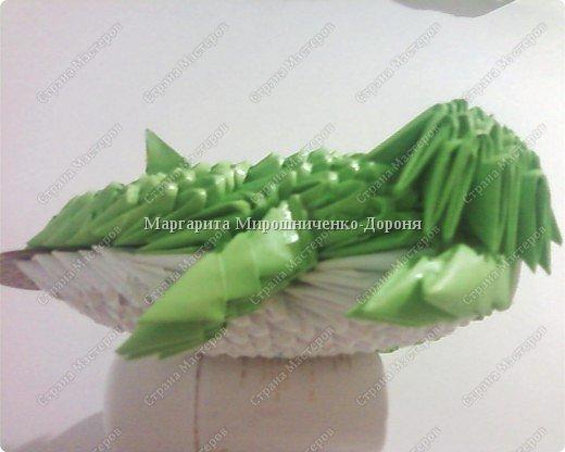 Оригами модульное: Друг лягушонка фото 4