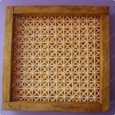 Мастер-класс по плетеной салфетке фото 10