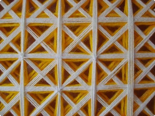 Мастер-класс по плетеной салфетке фото 9