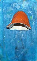 Маленький, удаленький Сквозь землю прошел, Красну шапочку нашел.                          (Гриб)  фото 5