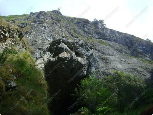 Это вход в пещеру. фото 1