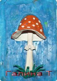 Маленький, удаленький Сквозь землю прошел, Красну шапочку нашел.                          (Гриб)  фото 10