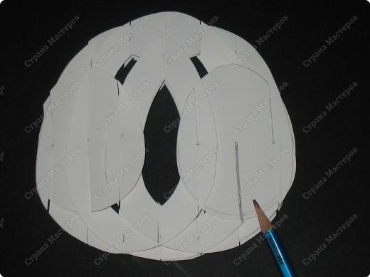 Вот такой тоннель получился у меня. Самое здоровское, что это яйцо можно сложить внутри открытки!  А мой первый тоннель, вы можете помотреть здесь http://stranamasterov.ru/node/16435  фото 12