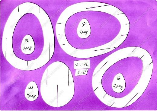 Вот такой тоннель получился у меня. Самое здоровское, что это яйцо можно сложить внутри открытки!  А мой первый тоннель, вы можете помотреть здесь https://stranamasterov.ru/node/16435  фото 2