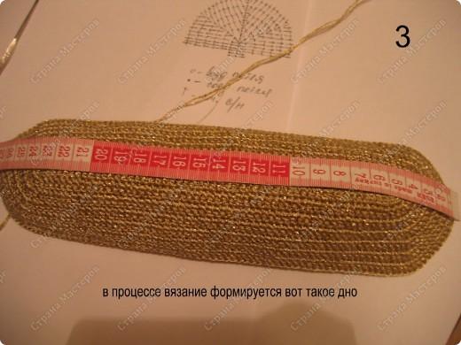 Мастер-класс Вязание крючком Вяжем вместе Сумка крючком Пряжа фото 5