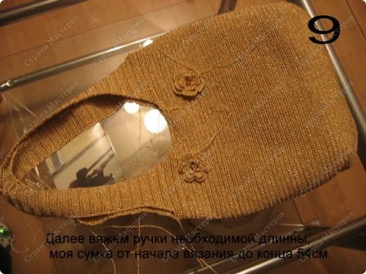 Лето только началось, поэтому при желании можно связать сумочку . Фотографии и текст авторские. фото 11