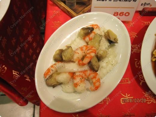 Во многих ресторанах Японии меню представлено в виде макетов еды. Очень удобно, так как сразу имеешь представление, что за еда тебя ожидает, как она выглядит и сколько стоит. фото 5