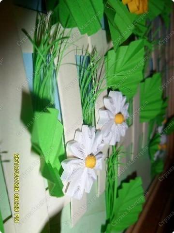 Эту работу я сделала в подарок ко Дню Рождения маминой лучшей подруги,которая приезжала к нам летом. фото 7