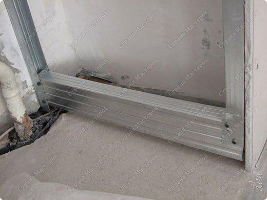 Vasil Dziashkouski hand made. [video:https://www.youtube.com/watch?v=7SE3YSClmgU width:640 height:360 autoplay:1]   И снова работаем с гипсокартоном. Вот такую конструкцию соорудил в зале на стене. фото 10