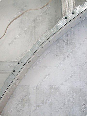 Vasil Dziashkouski hand made. [video:https://www.youtube.com/watch?v=7SE3YSClmgU width:640 height:360 autoplay:1]   И снова работаем с гипсокартоном. Вот такую конструкцию соорудил в зале на стене. фото 13