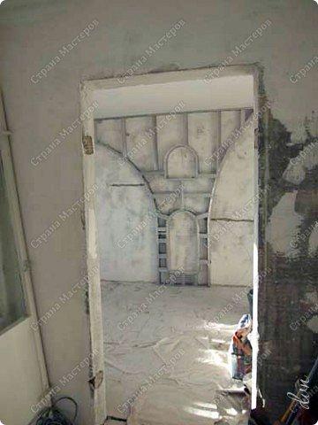 Vasil Dziashkouski hand made. [video:https://www.youtube.com/watch?v=7SE3YSClmgU width:640 height:360 autoplay:1]   И снова работаем с гипсокартоном. Вот такую конструкцию соорудил в зале на стене. фото 22
