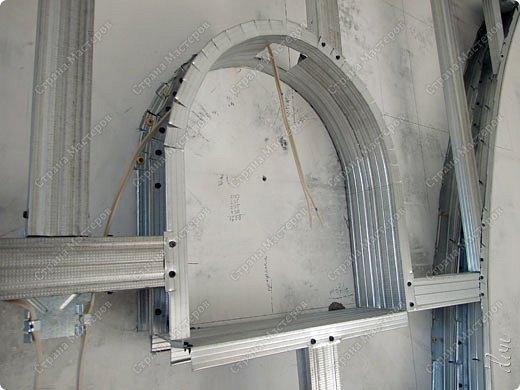 Vasil Dziashkouski hand made. [video:https://www.youtube.com/watch?v=7SE3YSClmgU width:640 height:360 autoplay:1]   И снова работаем с гипсокартоном. Вот такую конструкцию соорудил в зале на стене. фото 23