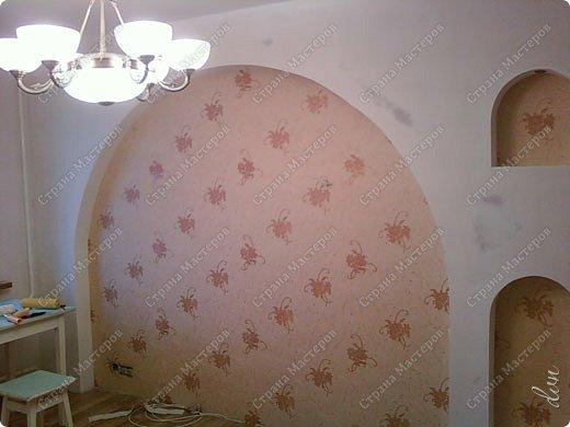 Vasil Dziashkouski hand made. [video:https://www.youtube.com/watch?v=7SE3YSClmgU width:640 height:360 autoplay:1]   И снова работаем с гипсокартоном. Вот такую конструкцию соорудил в зале на стене. фото 31