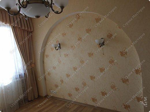 Vasil Dziashkouski hand made. [video:https://www.youtube.com/watch?v=7SE3YSClmgU width:640 height:360 autoplay:1]   И снова работаем с гипсокартоном. Вот такую конструкцию соорудил в зале на стене. фото 34