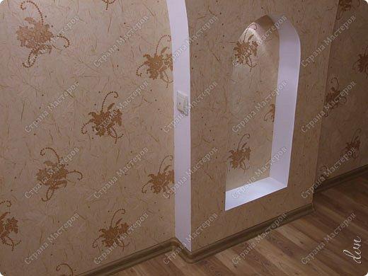 Vasil Dziashkouski hand made. [video:https://www.youtube.com/watch?v=7SE3YSClmgU width:640 height:360 autoplay:1]   И снова работаем с гипсокартоном. Вот такую конструкцию соорудил в зале на стене. фото 43