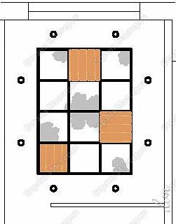 "Vasil Dziashkouski hand made. [video:https://www.youtube.com/watch?v=6mLZUxPFES0 width:640 height:360 ]  Это окончательный вид подвесного потолка из гипсокартона и профилей типа ""Армстронг"".  фото 2"