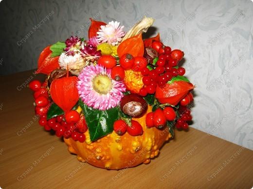 Букет из цветов своими руками в садик