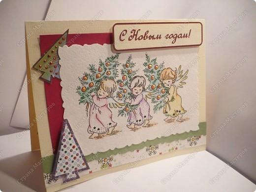 Ну вот, попытка сделать открытки с отрисовками. Может, не настолько качественно, как хотелось бы. Но удовольствие большое получила от работы. Так как с детства люблю раскрашивать) Шаблон распечатывала вот отсюда http://www.liveinternet.ru/users/2715574/post123482691/ Использовала обычные цветные какрандаши. Акварельные, к сожалению, не нашла у нас в городе. Бумагу для распечатки брала акварельную. фото 2