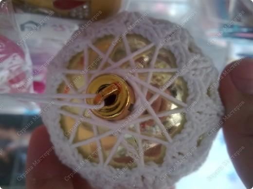 Вот такими игрушками я украшала ёлочку в прошлом году! фото 7