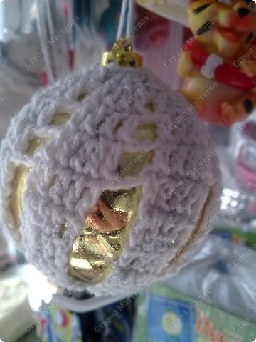 Вот такими игрушками я украшала ёлочку в прошлом году! фото 1