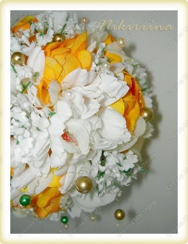 Цветочный шар №2 фото 3