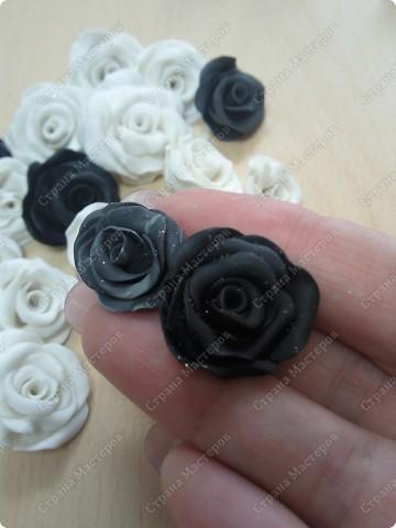 Просмотрела много работ мастеров, разные есть розы...... хочу поделиться как я делаю свои фото 10
