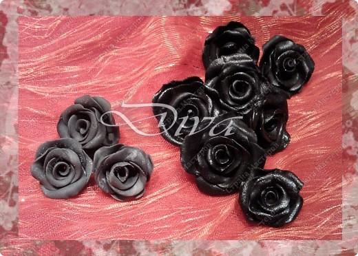 Просмотрела много работ мастеров, разные есть розы...... хочу поделиться как я делаю свои фото 12