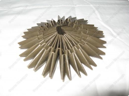 Это мой первый МК, идея взята из одной японской или китайской книги по оригами. фото 4