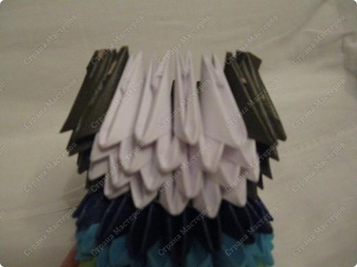 Это мой первый МК, идея взята из одной японской или китайской книги по оригами. фото 14